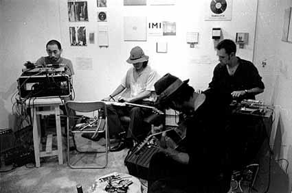 Tetuzi Akiyama / Taku Sugimoto / Bo Wiget - Periodic Drift